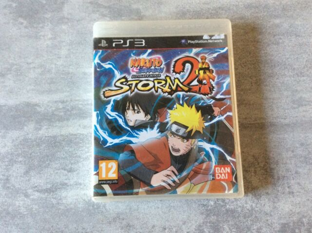 PS3 Naruto Shippuden Ultimate  Ninja Storm 2 PLAYSTATION 3 SONY PAL FR EN BOITE