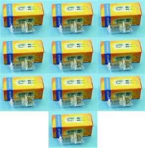 10 x Bulbs 120v 300w gx6, 35 Pin Socket Lamp Omnilux ...