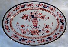 Nikko Ironstone Double Phoenix NIK29 Oval Serving Platter
