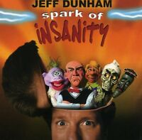 Jeff Dunham - Spark Of Insanity [new Cd] on Sale