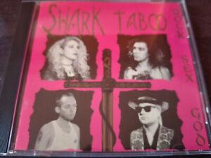 SHARK TABOO - Rock, Sex, God CD Indie Rock / Goth Rock