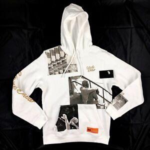 Nike-Kyrie-Irving-Uncle-Drew-Get-Buckets-Hoodie-White-BQ6187-100-Men-039-s-S-XXL