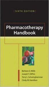Handbook pdf pharmacotherapy 7th edition