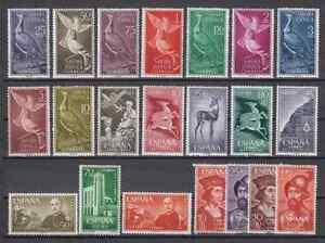 SAHARA-ESPANA-ANO-1961-NUEVO-COMPLETO-MNH-SPAIN-EDIFIL-180-200