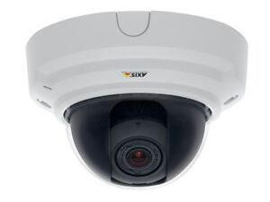 262-IVA-AXIS-P3363-V-6mm-Network-Security-Cam-PoE-SD-SDHC-BRAND-NEW-SEALED
