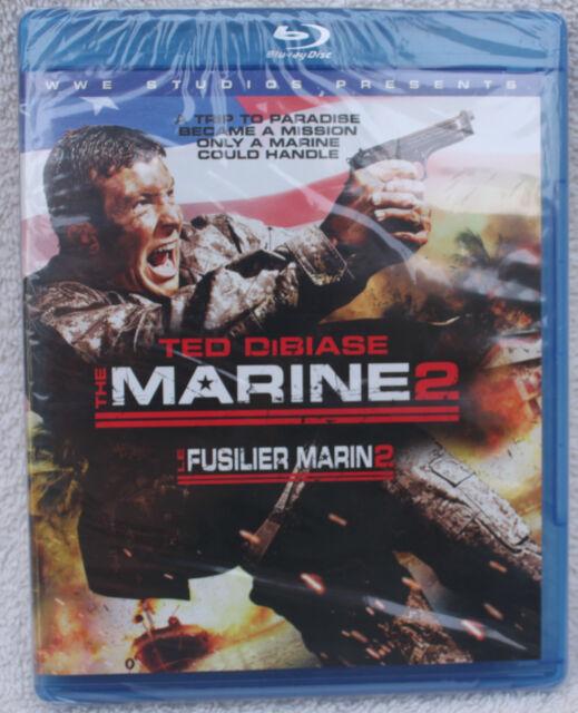 The Marine 2 (Blu-ray Disc, 2009) English Spanish Francais Portuguese