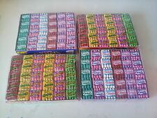 Canel's  Chewing Gum 2-Fruit & 2-Oroginal Flavor 4x60 MEXICAN CANDY