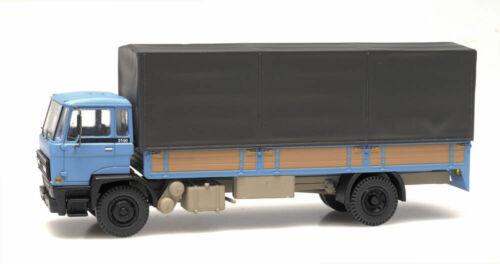 Artitec 487.052.01-1:87 NEU DAF Kipp-Fahrerhaus Pritschen Kab 1982 blau