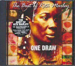 Sealed New Cd Rita Marley One Draw The Best Of Rita Marley 30206125726 Ebay