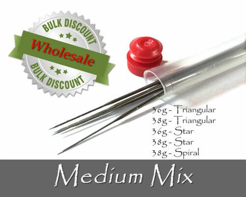 Medium Mix felting needles Wholesale Bulk