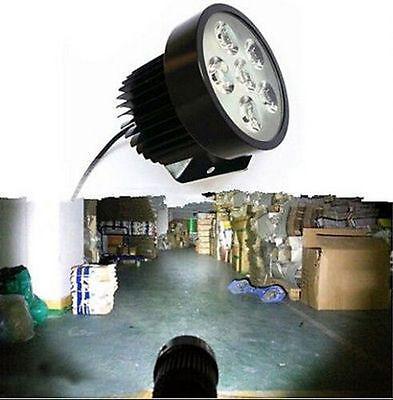 Motorcycle Bright 18W 6 LED Spot Head Light Headlight Driving Fog Lamp 12V Blub