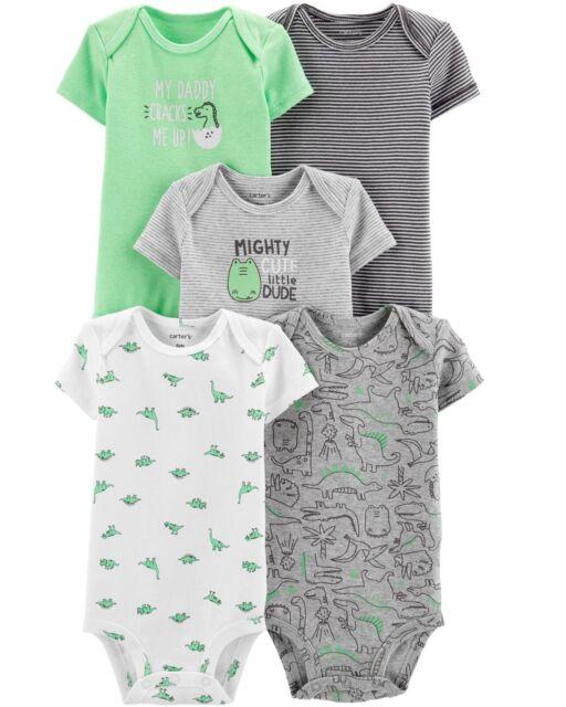 Carter/'s 3 Piece Floral Bodysuit Top Shorts Set 3 6 9 12 18 24 months NWT V787