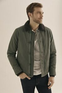 Country-Road-Sherpa-Jacket-Olive