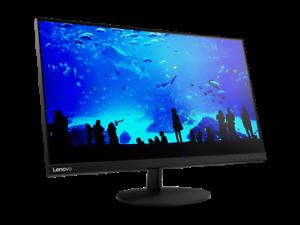 """Lenovo 65FAGCC2US L28u-30 28"""" UHD 4K Monitor Raven Black"""