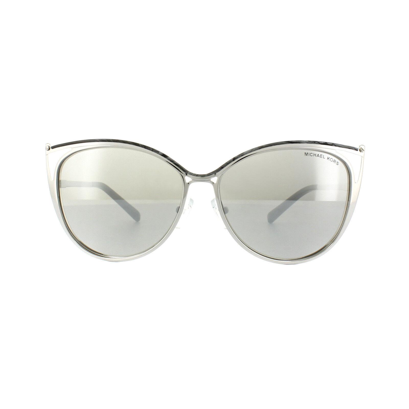 66aaf0b986b Michael Kors Sunglasses INA 1020 11666g Silver Silver Mirror