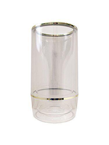 Neu Vintage Spong Vinicool Acryl Staycool Kein Cooler Hergestellt in England
