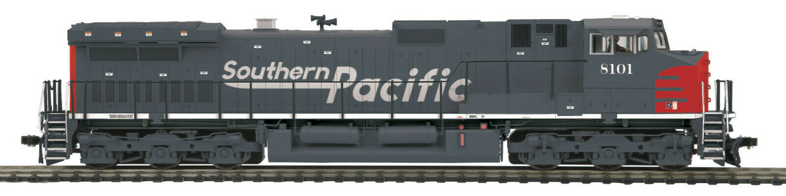 HO MTH Southern Pacific Dash-9 Diesel for 2 Rail DCC Ready 80-2305-0