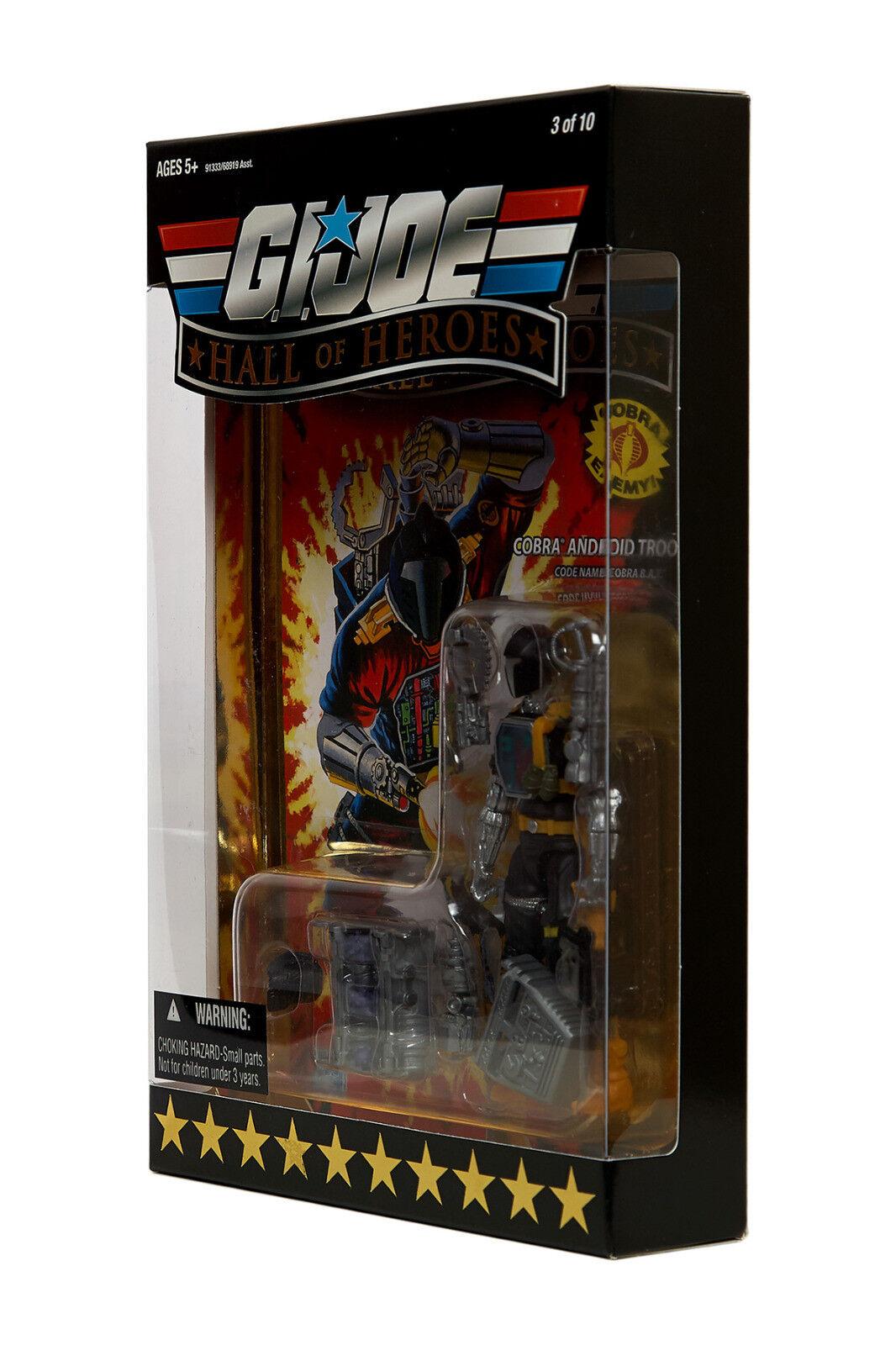 GI JOE | Hall of Heroes | Cobra B.A.T Mint | Mint B.A.T |Sealed | Unopened | 2008 afb8a2