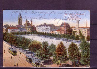 neumarkt- Gerade Gelaufene Ansichtskarte Köln europa:11342 Zu Verkaufen