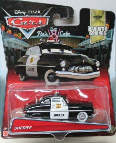 SHERIFF DISNEY PIXAR CARS RADIATOR SPRINGS