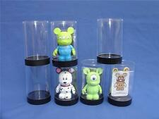 Vinylmation Round 12ct Display Case/Cases for Chasers/Park/Urban 1 2 3 4 5 6 7