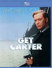 Get Carter WARNER BLU-RAY Michael Caine *FLAWLESS*
