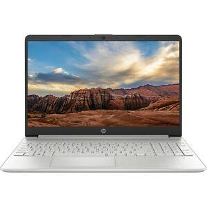 NEW-HP-15-6-HD-Intel-i3-1005G1-3-4GHz-256GB-SSD-8GB-RAM-Webcam-Mic-Windows-10