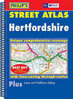 Philip's Street Atlas Hertfordshire by Octopus Publishing Group (Paperback, 2004)