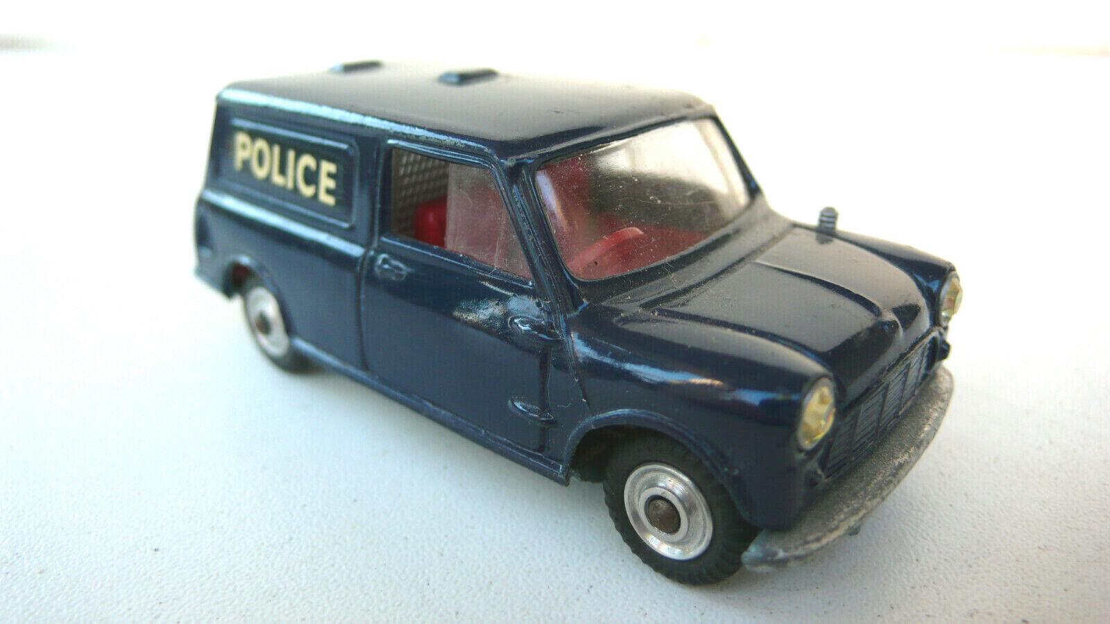 buen precio CORGI TOYS TOYS TOYS     AUSTIN  MINI VAN POLICE    REF 448       TRÈS BON ÉTAT  para proporcionarle una compra en línea agradable