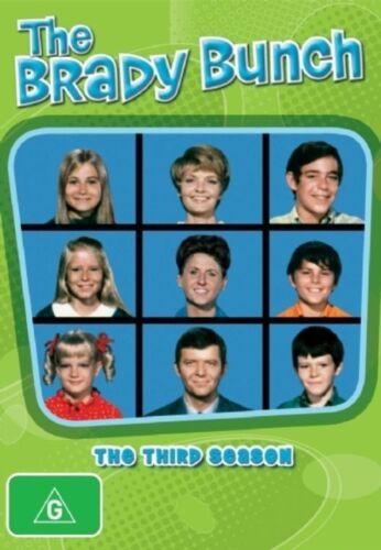 1 of 1 - The Brady Bunch : Season 3 (DVD, 2008, 4-Disc Set)