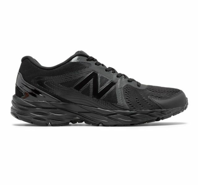 NIB New Balance Men's 680 v4 Shoes D &2E &4EWide Bk 623 619 608 M680CT4