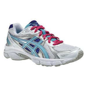 Shoes Gel C411n Bianco Ragazza Nuovo 0140 Asics 7 Scarpe Galaxy Sneakers Running EZqvv