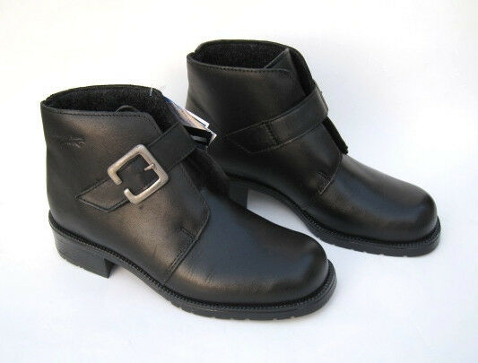 Women's Martino  Ziggy Black Boots US Size 9.5