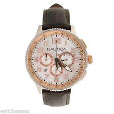 Nautica Men's N22599M OCN 38 MID Br. Chronograph Watch