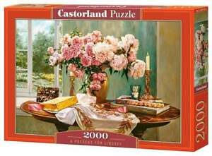 "Castorland Puzzle 2000 Pieces A PRESENT FOR 92x68cm/36""x27"