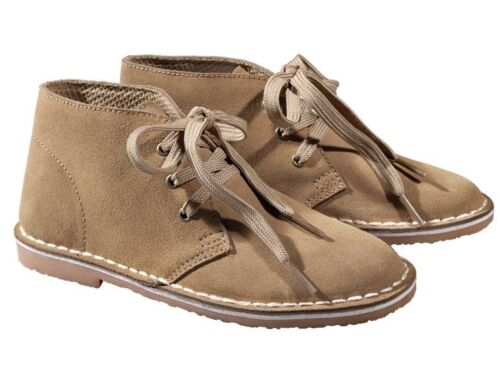 Kinder Leder Boots Veloursleder Schuhe Kinderschuhe Kinderboots Übergangsschuhe