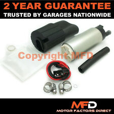 BMW 3 SERIES E30 325I E36 323I IN TANK ELECTRIC FUEL PUMP UPGRADE + FITTING KIT
