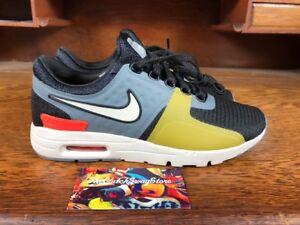 Nike Blackgreywhite Si Max Zero Womens Shoes Running Air 881173 HBqfwfU7