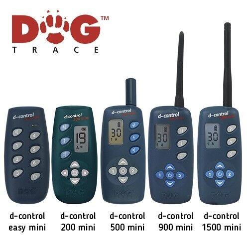 Mandos Dogtrace línea D-Control Mini MANDO DOGTRACE 200 MINI+