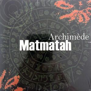 Matmatah-CD-Single-Archimede-Promo-France-M-M-Scelle-Sealed