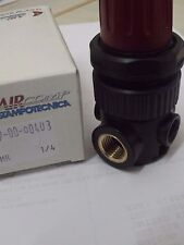 Camozzi Regulator With Gauge C1104-r00 C1104R00 in PMAX 16