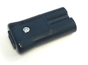 5x-Pequeno-Geraete-Conector-Aparatos-Pequenos-Negro-Iec-320-C7-Recta-a-Soldadura