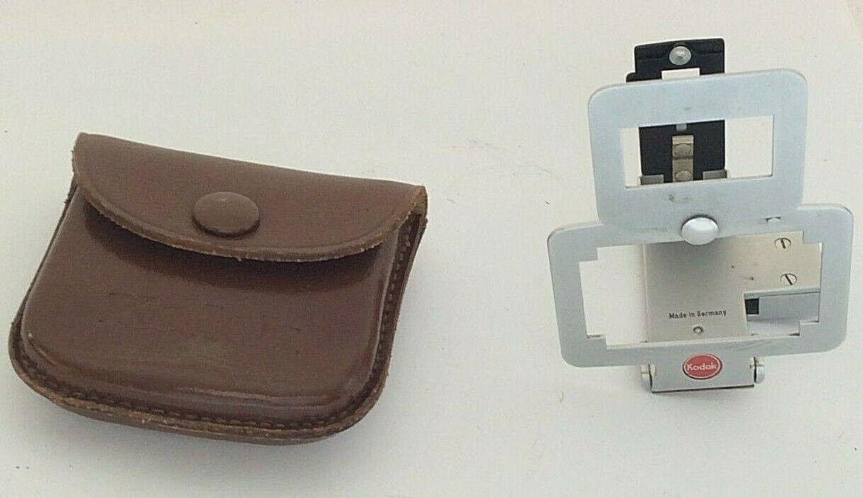Kodak Retina II III Cold Shoe Rangefinder in Original Case