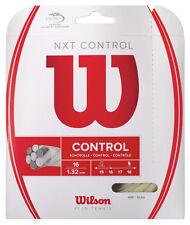 Wilson NXT Control Tennis String Set