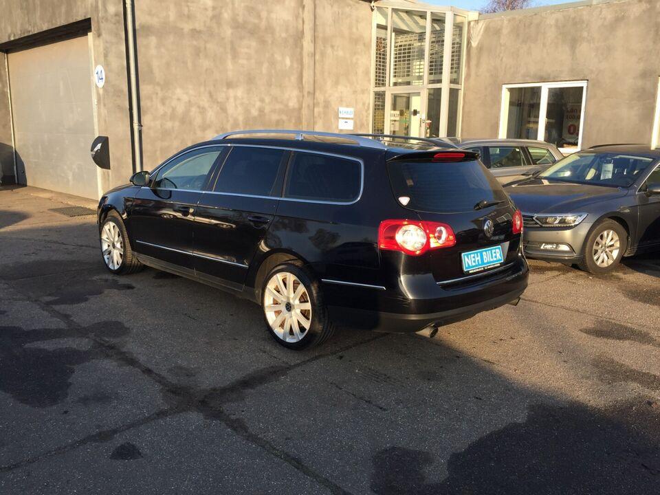 VW Passat 3,2 FSi Highline Variant DSG 4M Benzin 4x4 4x4 aut.