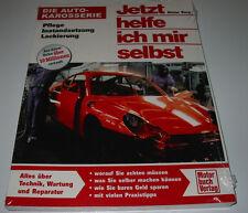 Reparaturanleitung Auto Karosserie Pflege Instandsetzung Lackierung NEU!
