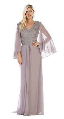 SPECIAL OCCASION FORMAL EVENING DRESS CLASSY PLUS SIZE MOTHER OF THE BRIDE  GOWNS | eBay