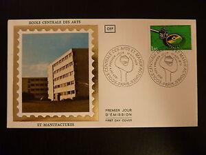 Charmant France Premier Jour Fdc N° 2066 Ecole Des Arts Et Manufactures 1,80f Paris 1979 Qualité Et Quantité AssuréE