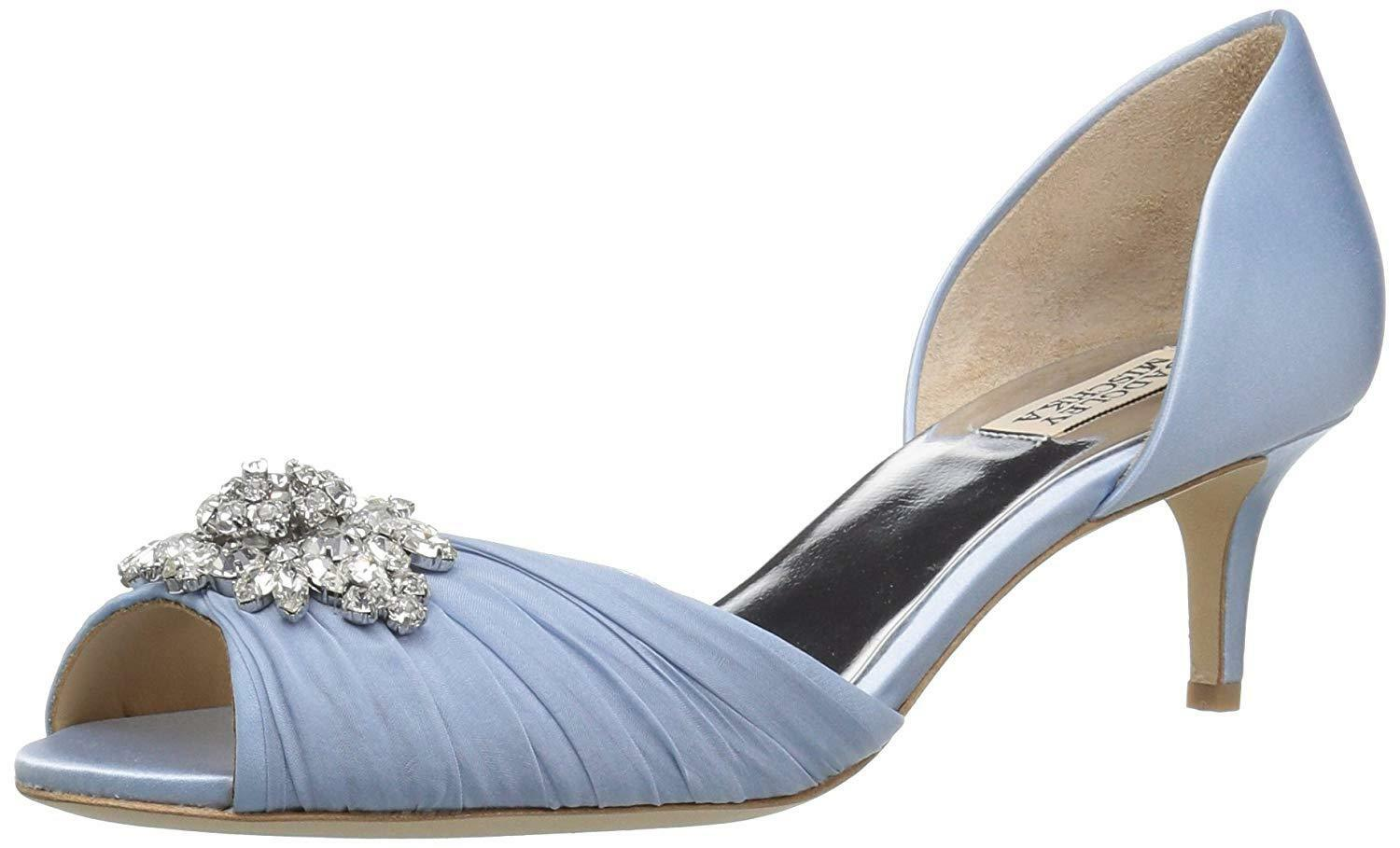 Badgley Mischka Womens Sabine Pump- Pick SZ color.