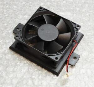 ADDA-AD0824MS-A71GL-Cooling-Fan-amp-Mount-2-Wire-2-Pin-24V-80mm-x-80mm-x-25mm